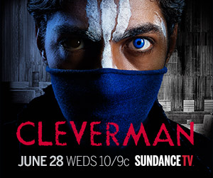CLEVERMAN PREMIERES JUNE 28 10/9C