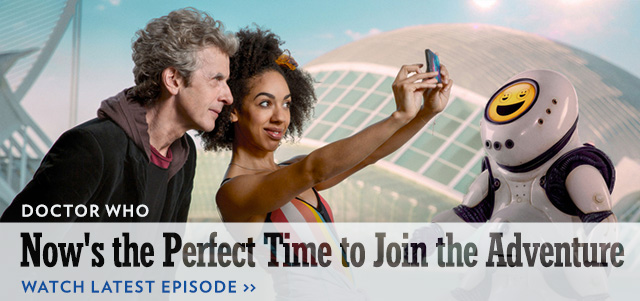 WATCH LATEST DOCTOR WHO EPISODE ONLINE NOW